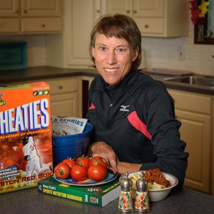 Nancy Clark - sports nutrition specialist